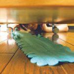すごく狭い隙間の掃除(ホコリ取り)に役立つ「ハンドモップ すきまソージー」