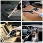 【節約】車内専用おすすめ掃除機!ハイパワー吸引!電源コードは5メートル
