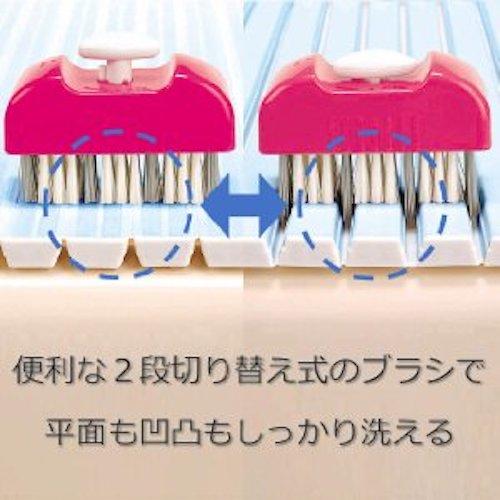 アイワ 風呂掃除・便利グッズ まるごと風呂ブタブラシ